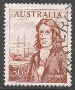 Australia. 1966-73 QEII Definitives. 50c Used SG 399 - 1966-79 Elizabeth II
