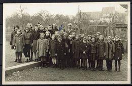 Schulklasse - Anonyme Personen