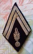 Insigne Gendarmerie - Police