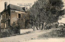 19. LE BURG. Hotel Rougerie. - Altri Comuni