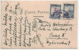 Turkey Old Pc To Austria - 1921-... Republic