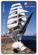 VOILIER Bateau Boat Carte Karte Card (D.128) - Bateaux