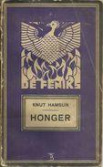 HONGER - KNUT HAMSUN - REEKS DE FENIKS (2de Boek In De 9de Letterkundige Reeks) - UITGEVERIJ HET KOMPAS ANTWERPEN - Books, Magazines, Comics