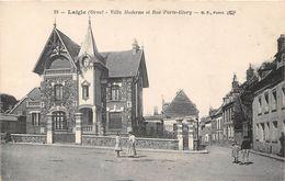 L'AIGLE - LAIGLE - Villa Moderne Et Rue Porte Givry - L'Aigle