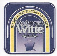 Viltje - Limburgse Witte - Sous-bocks