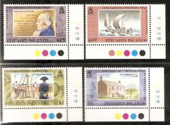 Pitcairn Islands 1992 175th Anniversary Death Of Bligh MNH - Stamps