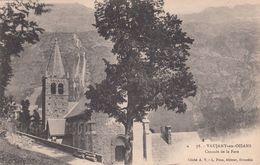 Cp , 38 , VAUJANY-en-OISANS , Cascade De La Fare - Altri Comuni