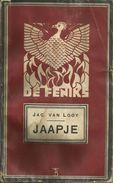 JAAPJE - JAC. VAN LOOY - REEKS DE FENIKS (1ste Boek In De 5de Letterkundige Reeks) 1937  UITGEVERIJ HET KOMPAS ANTWERPEN - Books, Magazines, Comics