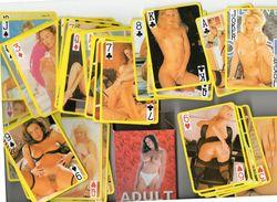 Jeu De 54 Cartes A Jouer, Sexy, érotique, Femmes Nues. - 54 Cartes