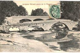 CPA N°12357 - JUVIGNAC HERAULT - PONTS DE LA MOSSON - Sonstige Gemeinden