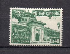 VIETNAM DU SUD N°  104   NEUF SANS CHARNIERE COTE  0.40€  MUSEE  MONUMENT - Viêt-Nam
