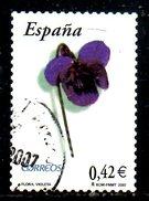 ESPAGNE. N°3917 Oblitéré De 2007. Violette. - Altri