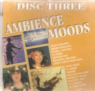 """CD    Ambiance  Moods  """"  Disc  Three  """"     Avec  10  Titres - Music & Instruments"""