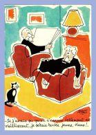 CPM Humour - Les Vieilles Dames - Jacques Faizant - 76. Si J'avais Su Â… Je Serais Restée Jeune Â… - Faizant