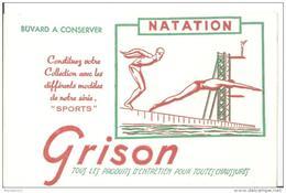 Buvard - Grison Sport Natation - Blotters