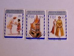 FIDJI 1977  LOT# 2  (Queen's Visit 1970) - Fidji (1970-...)