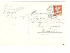 Suisse TP Paix(désarmement) S/CP Bern Càp Bahnpost-Ambulant 21/5/1932 BXL PR4848 - Suisse