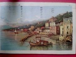 Cartes Postales  Europe  Italie Napoli Posillipo - Unclassified