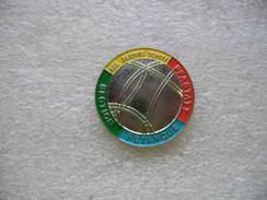 Pin's De La Section Pétanque De L'Association Des Jardins SCHOFF De La Commune De PFASTATT - Bowls - Pétanque