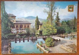 GRANADA - Alhambra - Jardines Del Partal - Vg - Granada