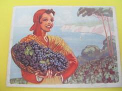 Carte Commerciale à 2 Volets/Digestf Clacquesin/Extrait Des Pins/Sinkor Apéritif/Bd St GERMAIN/Paris Vers 1930-40  CAC82 - Alimentaire