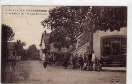 MOUREUILLE  Rue Des Marronniers - Frankrijk