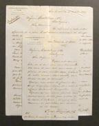 Cinq Correspondances Commerciales à Entête De La Maison Charles Meinecke & Co. Sise à San Francisco - Etats-Unis