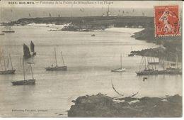 France > [29] Finistère > Beg Meil.région Bretagne.- Le Port.Les Plages - Beg Meil