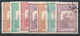 Rumänien Nr. 165-168 * Oder O ~ Michel 100,-- Euro - Unused Stamps