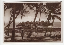 "Somalia Italiana - Carte Neuve. Vera Fotografia. Série L  N°5. "" Migiurtinia - Visione Sull'Oceano "" - Somalie"