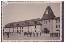 DISTRICT D'YVERDON - YVERDON - COUR DE LA CASERNE - TB - VD Vaud