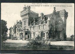 CPA - Château De PUYMORIN Près De ST ANDRE DE CUBZAC - France