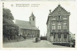 Berchem-Ste-Agathe. Ancienne Eglise.  St-Agatha-Berchem. Oude Kerk. - Berchem-Ste-Agathe - St-Agatha-Berchem