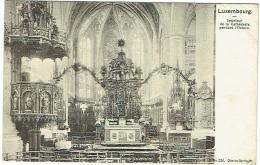 Luxembourg. Intérieur De La Cathédrale Pendant L'Octave. - Luxembourg - Ville