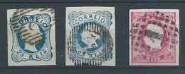 Portugal 3 Classics - 1855-1858 : D.Pedro V