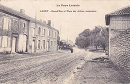 Labry Grand' Rue  Carte  Allemande - Sonstige Gemeinden