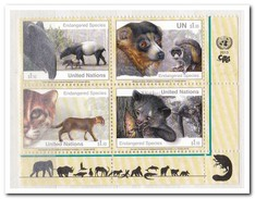 V.N. New York 2013, Postfris MNH, Animals - Ongebruikt