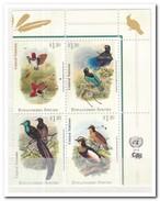 V.N. New York 2015, Postfris MNH, Birds - New York - Hoofdkwartier Van De VN