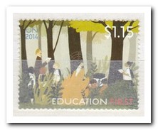 V.N. New York 2014, Postfris MNH, Education First - New York - Hoofdkwartier Van De VN