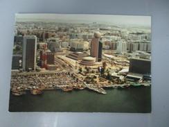 CPA PHOTO DUBAI VUE AERIENNE - Dubai