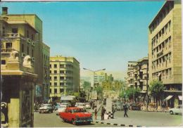AK - (Syrien) -  DAMASCUS -  Saad Allah Jabri Street - Syrien