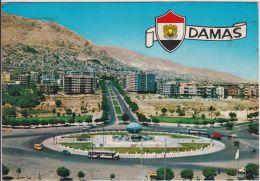 AK - (Syrien) -  DAMASCUS -  Place Des Ammawyinne - Syrien