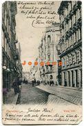 Postkarte Piaristengasse Wien VIII Östereich Austria - Andere