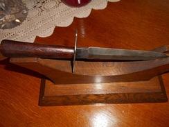 Poignard LE VENGEUR Tranchée BOURGADE  14/18 - Knives/Swords