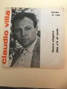 Claudio Villa Cuore Zingaro Che C'è Di Male - Vinyl Records