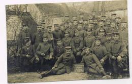 BRIENNE Occupation Allemande 14/18 Carte Phot - France