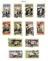 SPANISH MOROCCO, Telegraphs, Used, F/VF - Spanisch-Marokko