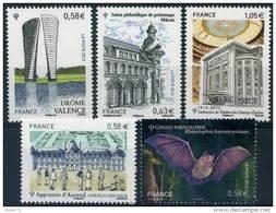 France : N° 4735 à 4739 Xx  Année 2013 - Frankreich