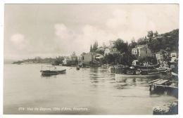 RB 1175 - Early Postcard - Vue De Beycos - Cote D'Asie - Bosphore Constantinople Turkey - Turkey