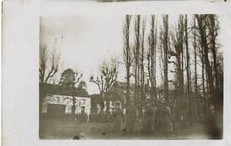 BELOEIL  Occupation Allemande 14/18 Carte Photo - Beloeil